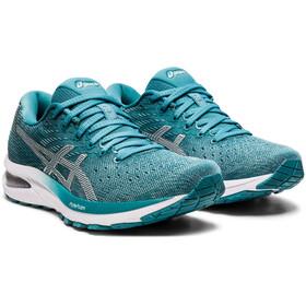 asics Gel-Cumulus 22 Shoes Women smoke blue/white
